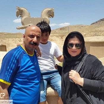 گلایه های زوج بازیگر در برنامه زنده تلویزیونی!+عکس