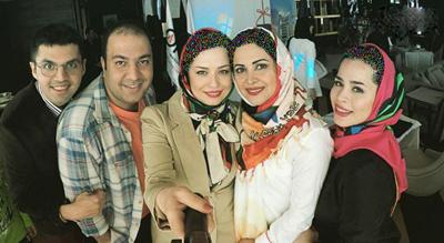 سلفی جالب خواهران شریفی نیا+عکس