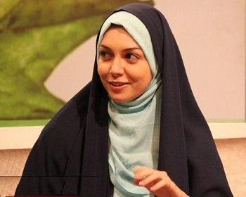 آزاده نامداری: آرزویم اجرای برنامه در تاسوعا و عاشوراست/گفتگوی جدید +عکس
