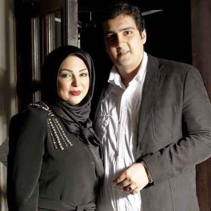 جنجال دوباره فرزاد فرزاد حسنی با عشق دوم+تصاویر