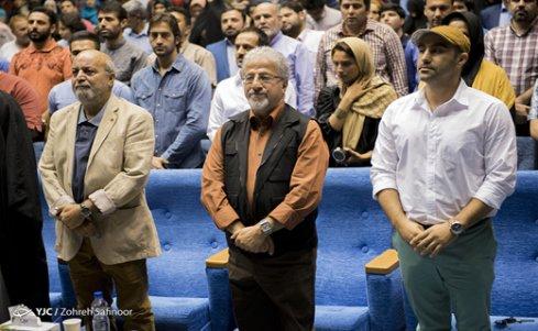 احمد مهرانفر: خوشحالم که بالاخره همسرم چوچانگ را دیدم!+تصاویر
