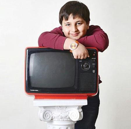 تصویر آتلیه ای محمدرضا شیرخانلو+عکس