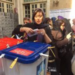 رای آزاده نامداری و مهتاب کرامتی هنرمندان کشورمان+تصاویر