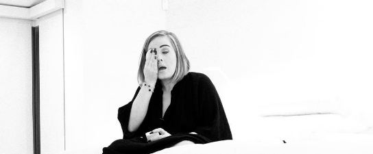 عکسهایی از چهره متفاوت ادل خواننده بریتانیایی!+تصاویر