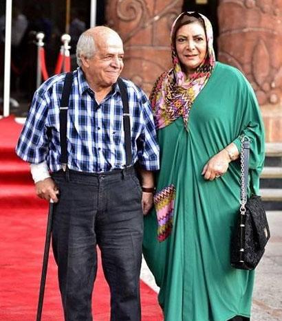 گفتگو با مهوش وقاری و محسن قاضی مرادی زوج محبوب و عاشق سینمای ایران!+تصاویر