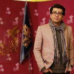 فرزاد حسنی و حضورش در مراسم جشنواره فیلم فجر۳۴+تصاویر