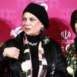 گوهر خیراندیش و عکسهایش در جشنواره فیلم فجر+تصاویر