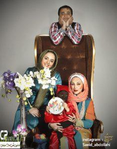 عکس های دیدنی بازیگران و هنرمندان ویژه نوروز۹۴+تصاویر