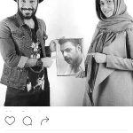 پریناز ایزدیار بازیگر زن معروف و موفق کشور!+تصاویر