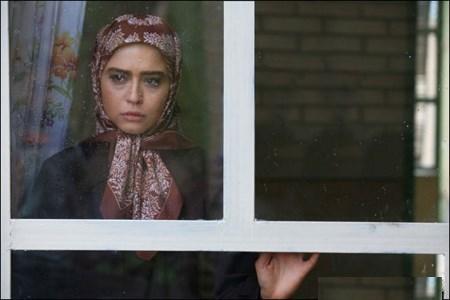 مهراوه شریفی نیا با چهره ای گل آلود + عکس