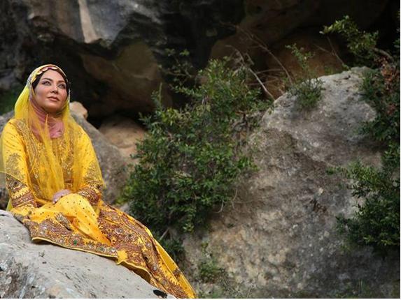 جدیدترین عکسهای فقیه سلطانی با لباس محلی بسیار زیبا