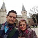 عکسهایی خانوادگی از پویا امینی بازیگر مرد!+تصاویر