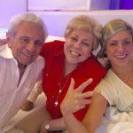 عکسهای جالب شکیرا در کنار پدر و مادرش!+تصاویر