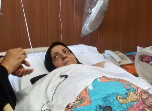 دلنوشته همسر شهاب حسینی برای همسر شهید بابایی!+تصاویر