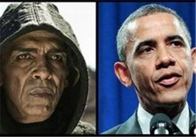 شباهت رئیس جمهور به شیطان فیلم پسر خدا !+ تصاویر