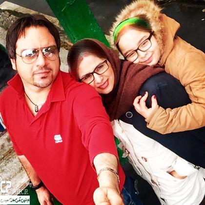 عکس های جدید بازیگران ترکیه با همسرانشان