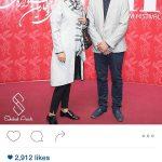 شبنم قلی خانی در کنار همسر و مادرش+تصاویر