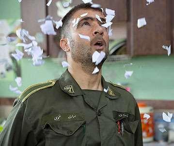 احمد مهران فر: نقشم در شاهگوش حذف شد!+عکس