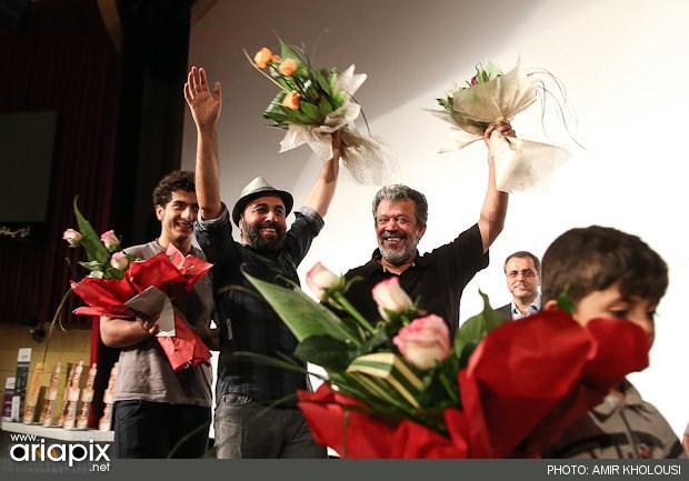 مراسم اکران خصوصی فیلم «چه خوبه برگشتی»+عکس