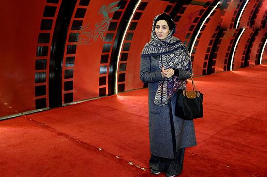 آناهیتا افشار بازیگر زن در جشنواره فیلم فجر+تصاویر