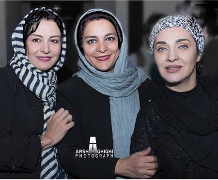 مریلا زارعی بازیگر توانا و مشهور سینمای ایران+تصاویر