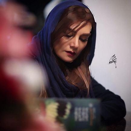 هنگامه قاضیانی بازیگر زن سینمای ایران+تصاویر