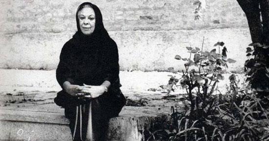 نگاهی به زندگی سیمین دانشور اولین زن ایرانی رمان نویس+تصاویر