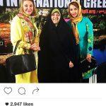 شبنم قلی خانی در کنار دخترانی که ۳ سال پدر خود را ندیده اند!+تصاویر