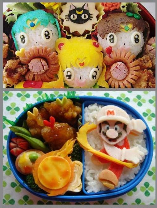 خلاقیت غذایی!+ تصاویر