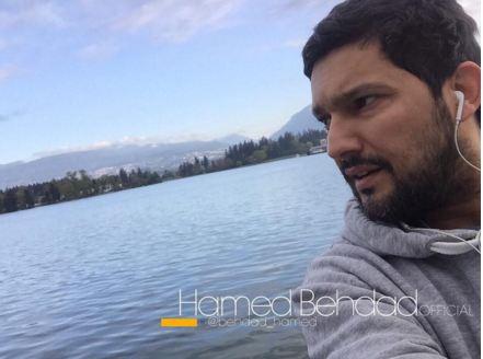 عکس هایی جدید از حامد بهداد بازیگر توانای سینما+تصاویر