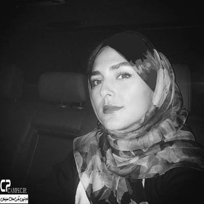 عکس های جدید هدی زین العابدین در سال۹۴+تصاویر