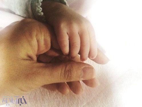 شبنم قلی خانی بازیگر فیلم «مریم مقدس» مادر شد!+تصاویر