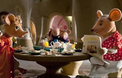 کپل و همسرش در شهر موش ها ۲!+عکس