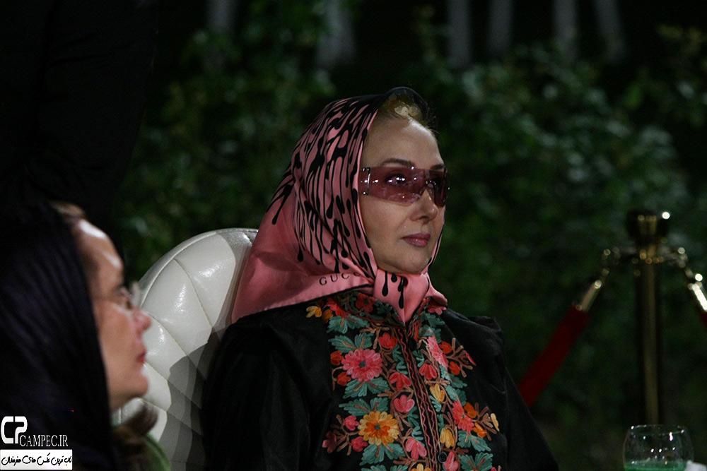 کتایون ریاحی به همراه پسرش در جشن خانه سینما+تصاویر