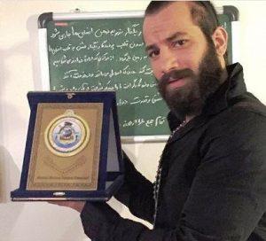 ارتش ایران به امیر تتلو یک هدیه داد!!+عکس