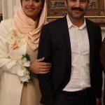 محسن تنابنده بازیگر پایتخت در کنار همسرش+عکس