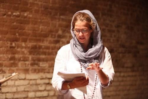 کارگردان زن خارجی ایران را برای زندگی برگزید!+تصاویر