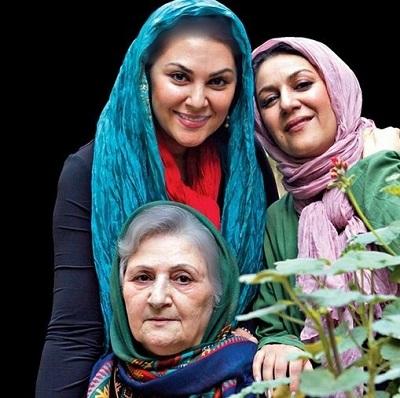حضور بازیگران ایرانی با انتشار عکس با مادرشان در چالش «به احترام مادران سرزمینم» +تصاویر