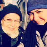 سلفی نیکی کریمی و مادرش در لندن!+عکس