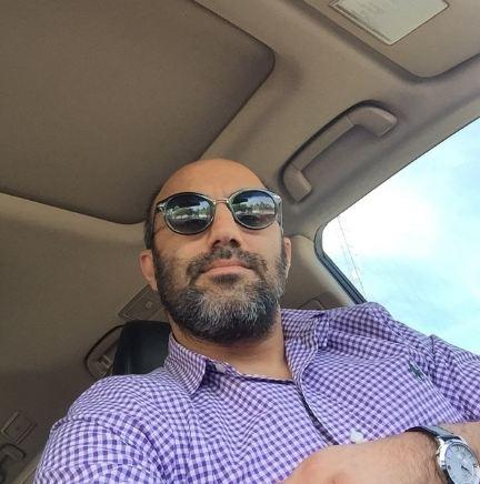 سلفی جدید محسن تنابنده بازیگر توانا+عکس