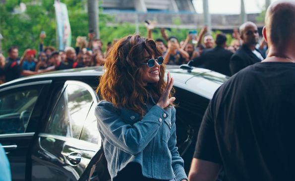 جدیدترین عکسهای سلنا گومز خواننده ۲۴ ساله آمریکایی!+تصاویر