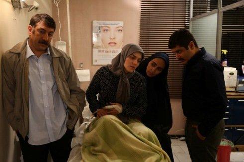 علی انصاریان با بازیگر روزگار جوانی همبازی شد!+تصاویر