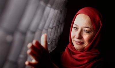 آزیتا حاجیان از مادر شدنش میگوید! +عکس