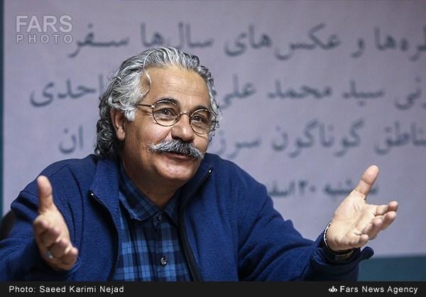 """گفتگویی خواندنی با """" اقبال واحدی"""" مجری تلویزیون+تصاویر"""