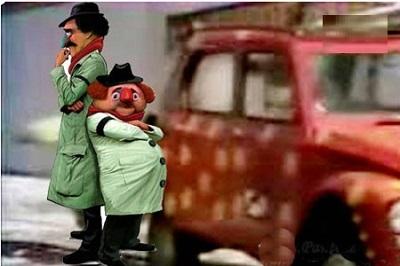 سوپر استارهای عروسکی؛ از زی زی گولو تا مخمل! +عکس