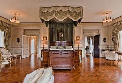 قصر ۱۴ میلیون پوندی خواننده مشهور، سلن دیون! + عکس