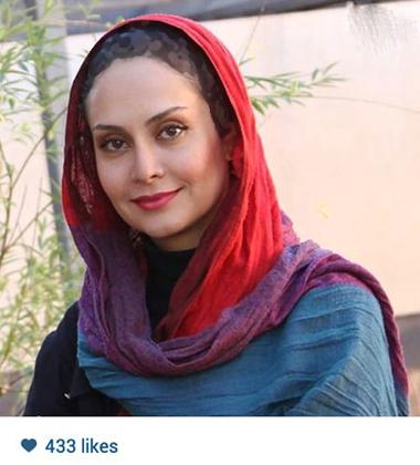 تصویری دیدنی و جدید از مریم خدارحمی+عکس