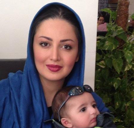 عکس های جدید شیلا خداداد, فرزند و همسرش
