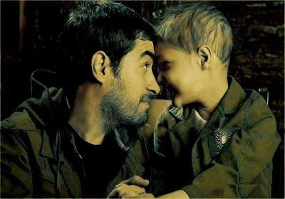 با شهاب حسینی مرد علاقهمند به خانواده! +عکس