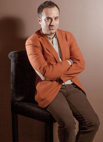 احمد مهران فر، اصلا شبیه ارسطو نیست! +عکس